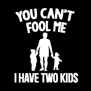 Papa shirt - zwei Kinder