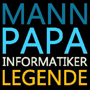 Informatiker Legende Geschenke