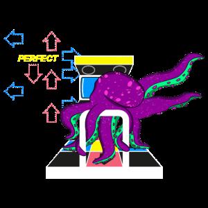 TANZ-OKTOPUS-REVOLUTION