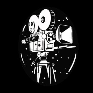 Vintage Theater Filmkamera Kino Kamermann Geschenk