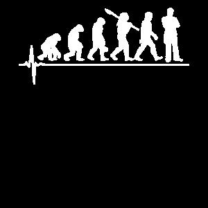 Arzt Evolution Geschenk