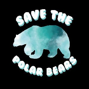 Eisbären Marine Säugetier Meer Eber Tier Geschenk