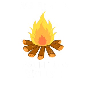 Lagerfeuer Camping Camper & Camperin