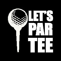 Party Par Golf Ball Lustig Par-Tee Sport Geschenk