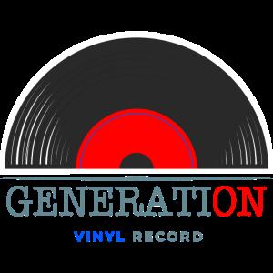 Generation Vinyl Record