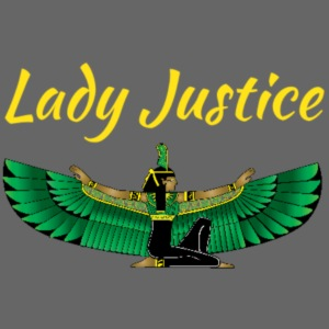 Lady Justice Maat design