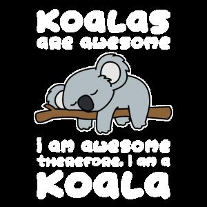 Koala Geschenk