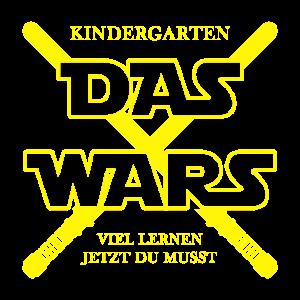 Kindergarten Das Wars Einschulung Schulkind Lustig