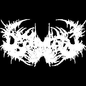 Death Metal Logo Symbol T-Shirt Metalhead Tee Musi