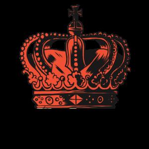 krone verziert kupfer