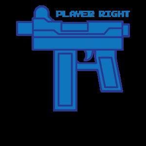 Spieler-Recht, Gewehr-Spieler-Geschenk