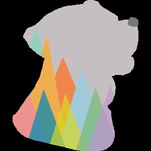 Farbe Hund
