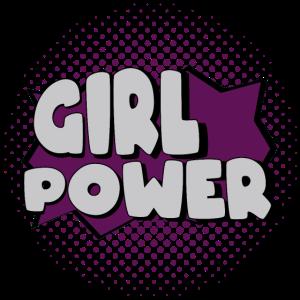Girl Power Mädchenpower