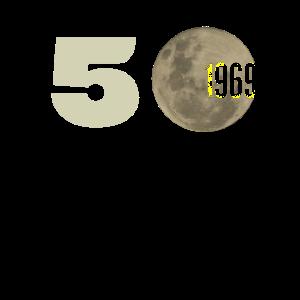 50 Jahre Apollo 11, 1969 Mondlandung