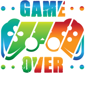 Controller Play Konsole Gamer Gaming Game over