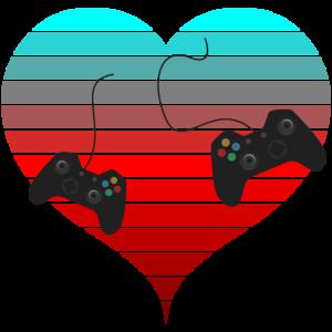 Gamer Herz