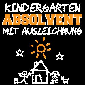 ARTIGE Kids Kindergartenabsolvent mit Auszeichnung