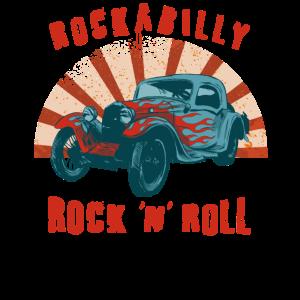 Rockabilly Rock and Roll RocknRoll Rock'n'Roll Fan