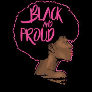 Afro Black Queen Geschenk | Melanin