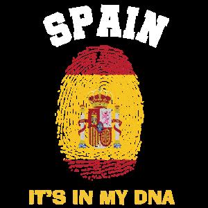 Spanien DNA Geburt