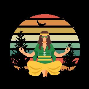 Yoga Retro