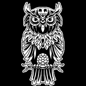 Eulen-nächtliches Vogel-Mengen-Flug-Nest-Tiergeschenk