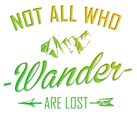 Not all who wander are los