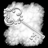 Schlüssel und Nebel