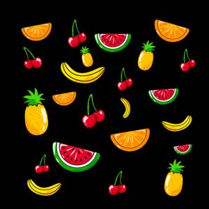 Plastik Obst