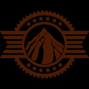 Bergsport Emblem