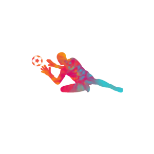 Fussball Mama Torwart Sportplatz Kinder Shirt