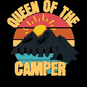 Königin des Wohnmobils