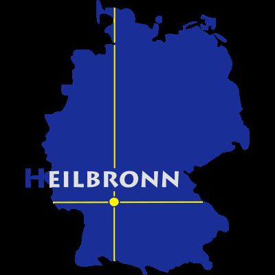 heilbronn - Heilbronn liegt im schönen Baden-Württemberg. - Weinstadt,Schwaben,Neckar,Heilbronn,Baden-Württemberg