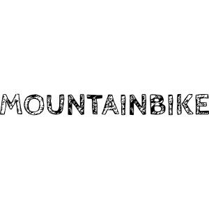 Mountainbike Typo