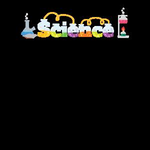Wissenschaft - Geek Chemie Experiment