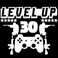 Endlich level 30! Geschenk für den Dreißigsten