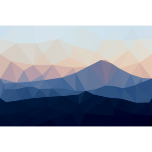 Fujiyama - Abstrakt