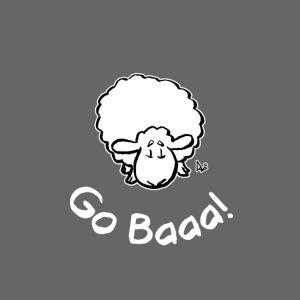 Les moutons vont Baaa! (édition noire)