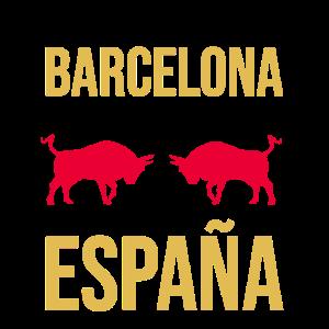 Schönes Barcelona Souvenir