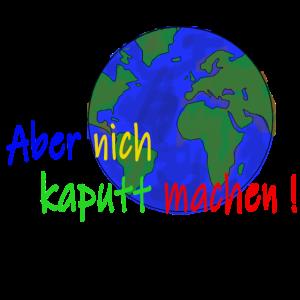 Erde, Umwelt