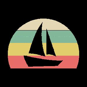 Segel in die Freiheit