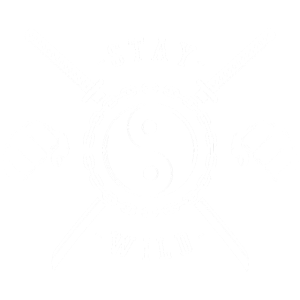 yin yang ninja kampfkunst samurai schwert
