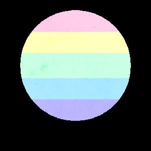 Kreis Pastell Farben