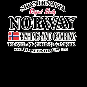 Skandinavien,Norwegen,Fishing,Camping,Geschenk