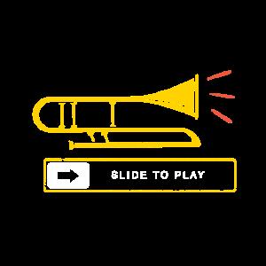 Posaune Instrument