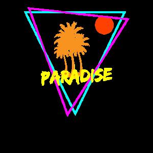 Paradise Retrowave