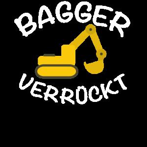 BAGGER VERRUeCKT LUSTIGES BAGGER
