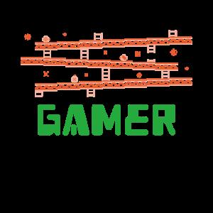 Gamer - Gamershirt