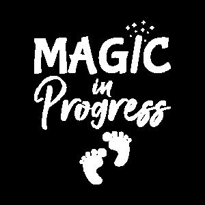 Magic in Progress | Schwangerschaft Neugeborenes