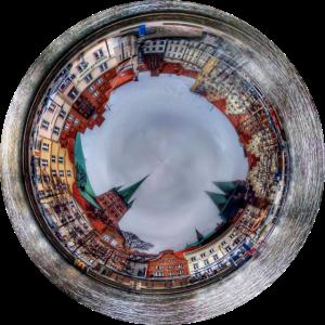 Tinyplanet Lübeck